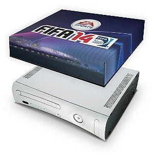 Xbox 360 Fat Capa Anti Poeira - Fifa 14