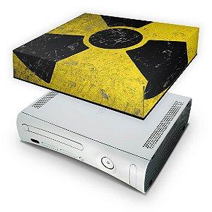 Xbox 360 Fat Capa Anti Poeira - Radioativo