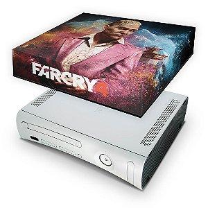 Xbox 360 Fat Capa Anti Poeira - Far Cry 4