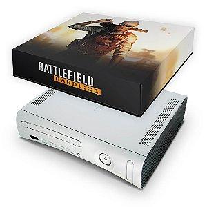 Xbox 360 Fat Capa Anti Poeira - Battlefield Hardline