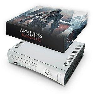 Xbox 360 Fat Capa Anti Poeira - Assassins Creed Rogue