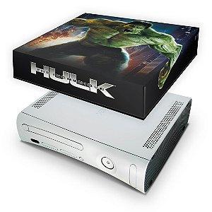 Xbox 360 Fat Capa Anti Poeira - Hulk