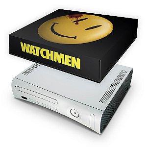 Xbox 360 Fat Capa Anti Poeira - Watchmen