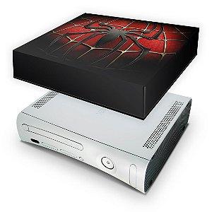 Xbox 360 Fat Capa Anti Poeira - Homem-aranha #b