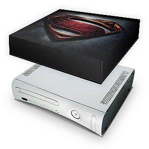 Xbox 360 Fat Capa Anti Poeira - Superman
