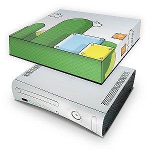 Xbox 360 Fat Capa Anti Poeira - Super Mario Bros.