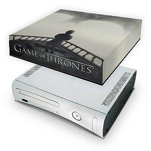 Xbox 360 Fat Capa Anti Poeira - Game Of Thrones #b