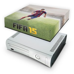 Xbox 360 Fat Capa Anti Poeira - Fifa 15