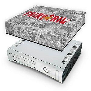 Xbox 360 Fat Capa Anti Poeira - Fairy Tail