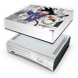 Xbox 360 Fat Capa Anti Poeira - Dragon Ball Clássico