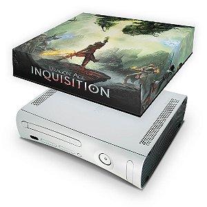 Xbox 360 Fat Capa Anti Poeira - Dragon Age Inquisition
