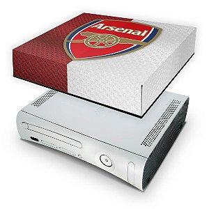 Xbox 360 Fat Capa Anti Poeira - Arsenal Football Club