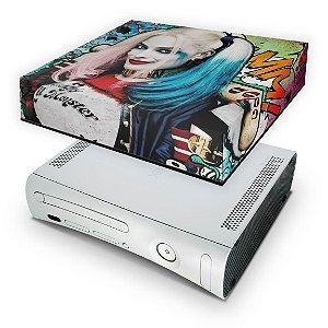 Xbox 360 Fat Capa Anti Poeira - Esquadrão Suicida #a
