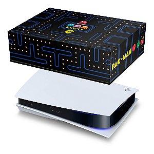 PS5 Capa Anti Poeira - Pac Man
