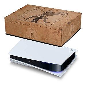PS5 Capa Anti Poeira - Assassin'S Creed Vitruviano