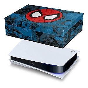 PS5 Capa Anti Poeira - Homem-Aranha Spider-Man Comics