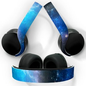 PS5 Skin Headset Pulse 3D - Universo Cosmos