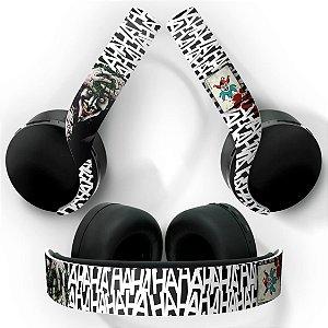 PS5 Skin Headset Pulse 3D - Joker Coringa