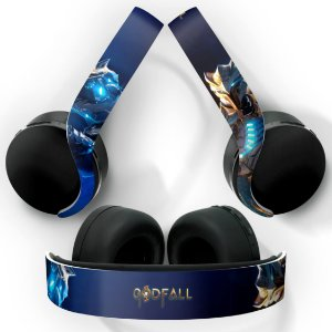 PS5 Skin Headset Pulse 3D - Godfall