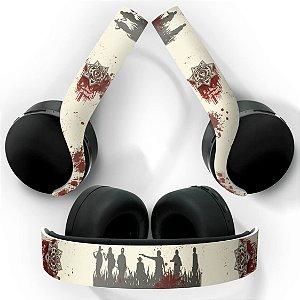 PS5 Skin Headset Pulse 3D - The Walking Dead
