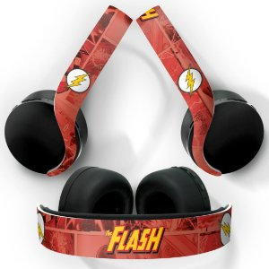 PS5 Skin Headset Pulse 3D - The Flash Comics