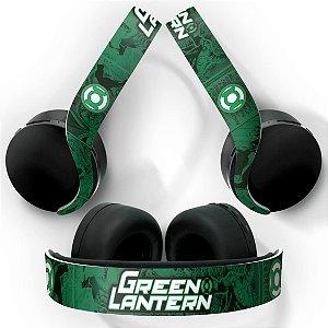 PS5 Skin Headset Pulse 3D - Lanterna Verde Comics