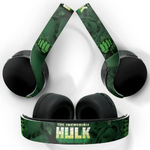 PS5 Skin Headset Pulse 3D - Hulk Comics