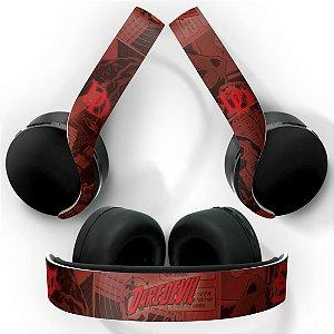 PS5 Skin Headset Pulse 3D - Daredevil Demolidor Comics