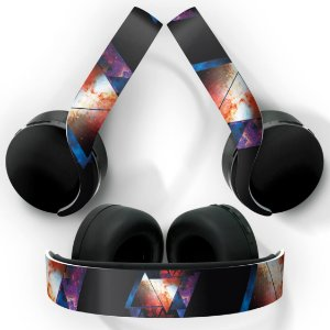 PS5 Skin Headset Pulse 3D - Abstrato #90