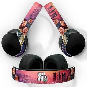 PS5 Skin Headset Pulse 3D - GTA V