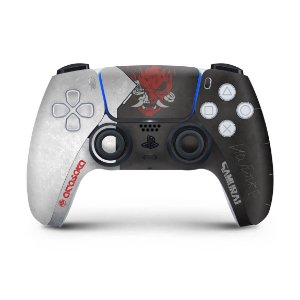 Skin PS5 Controle - Cyberpunk 2077 Bundle