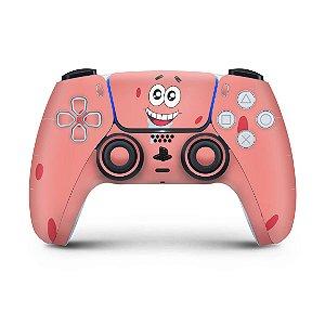 Skin PS5 Controle - Patrick