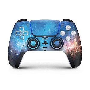 Skin PS5 Controle - Universo Cosmos