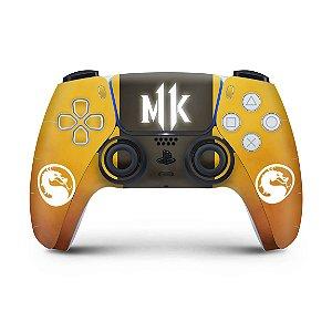 Skin PS5 Controle - Mortal Kombat 11