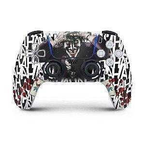 Skin PS5 Controle - Joker Coringa