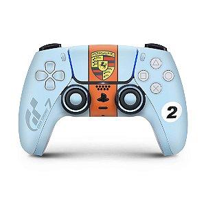 Skin PS5 Controle - Gran Turismo 7