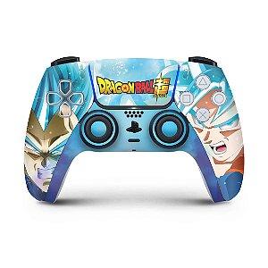 Skin PS5 Controle - Dragon Ball Super