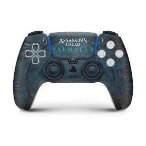 Skin PS5 Controle - Assassin's Creed Valhalla