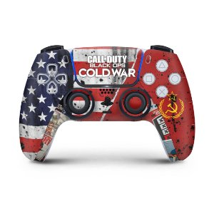 Skin PS5 Controle - Call Of Duty Cold War