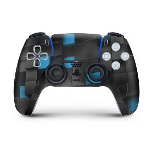 Skin PS5 Controle - Cubos