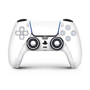 Skin PS5 Controle - Branco