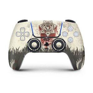 Skin PS5 Controle - The Walking Dead