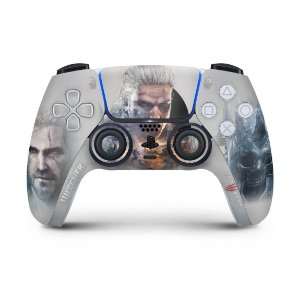 Skin PS5 Controle - The Witcher 3
