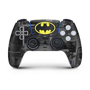 Skin PS5 Controle - Batman Comics