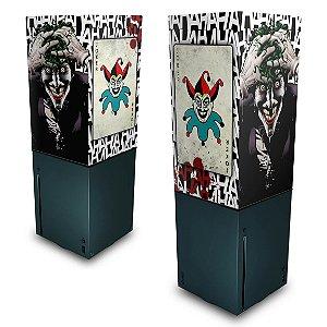 Xbox Series X Capa Anti Poeira - Joker Coringa