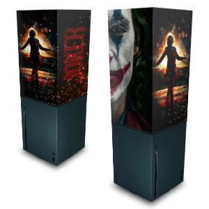 Xbox Series X Capa Anti Poeira - Joker Filme