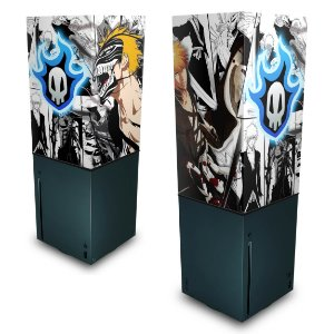 Xbox Series X Capa Anti Poeira - Bleach