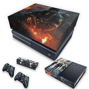KIT Xbox One Fat Skin e Capa Anti Poeira - Tom Clancy's The Division