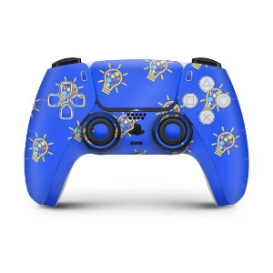 Skin PS5 Controle - Personalizada