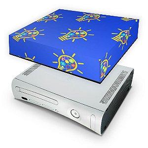 Xbox 360 Fat Capa Anti Poeira - Personalizada